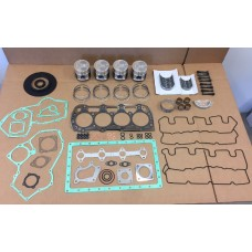 MITSUBISHI S4S-DT TURBO DIRECT INJECTION ENGINE REBUILD KIT - MAJOR