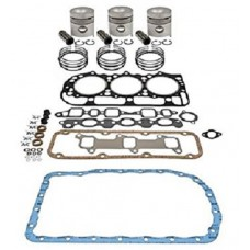 FORD 550 / 555 BACKHOE IN-FRAME ENGINE OVERHAUL KIT - 201 CID DIESEL