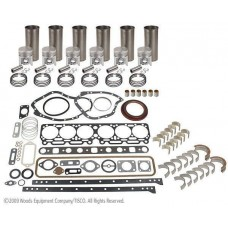 McCORMICK IN-FRAME ENGINE OVERHAUL KIT - PERKINS 1006.60T MTX110 MTX125 MTX155