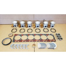 CUMMINS 6BTA 5.9 NON-EMISSION TURBO MAJOR ENGINE OVERHAUL KIT - 1640 1644 2096