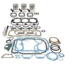 FORD 550 / 555 BACKHOE MAJOR ENGINE OVERHAUL KIT - 201 CID DIESEL