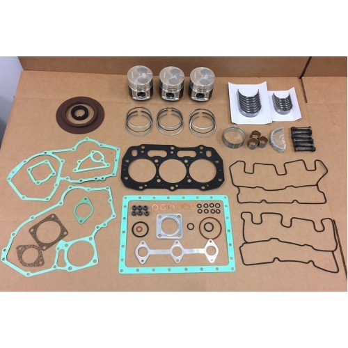 SHIBAURA N843-C / N843-D ENGINE REBUILD KIT - MAJOR