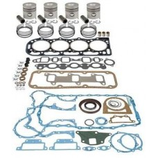 CUMMINS 4BTA 3.9 EMISSION TURBO MAJOR ENGINE OVERHAUL KIT - 90XT 590SL 650G